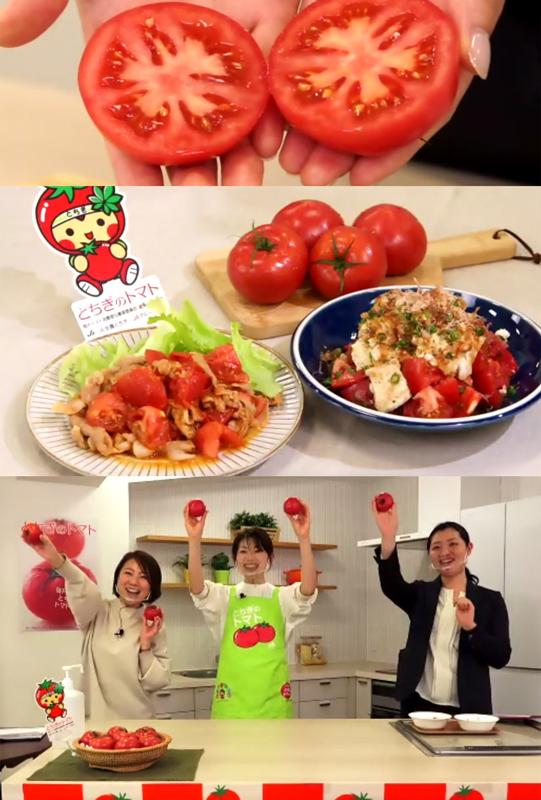4月4日 日曜日 ちょりママさん考案トマトとくずし豆腐のサラダ_b0288550_10012746.jpg