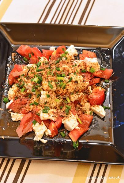 4月4日 日曜日 ちょりママさん考案トマトとくずし豆腐のサラダ_b0288550_10032905.jpg