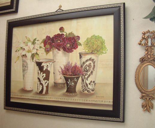 インテリアにお花を飾るように絵画を飾りませんか~❤_f0029571_20215587.jpg