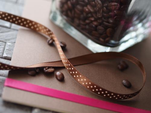 coffee beans X ガラスベースアレンジメント_d0144095_20485326.jpg