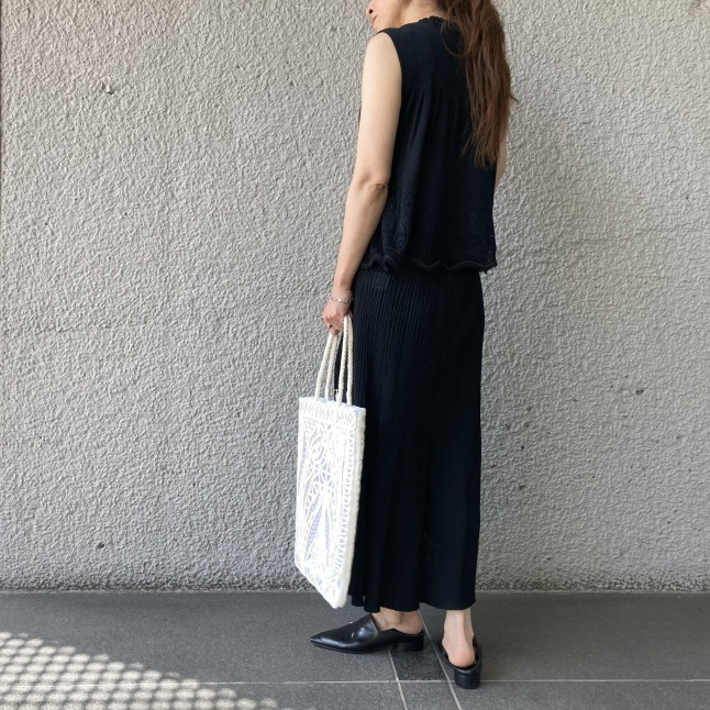 『Mame Kurogouchi』Cartain Knit_c0188711_14030802.jpeg