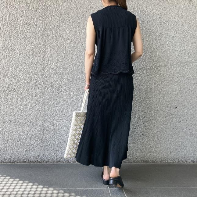 『Mame Kurogouchi』Cartain Knit_c0188711_14032427.jpeg