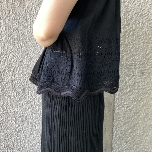 『Mame Kurogouchi』Cartain Knit_c0188711_14043566.jpeg