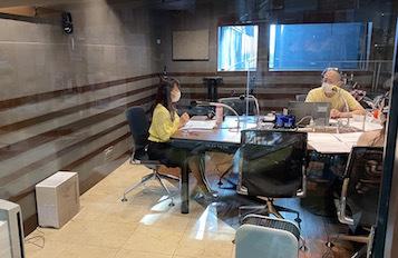 全国JFN系放送「SUNDAY FLICKERS」早朝生放送ゲスト出演させていただきました(^^)_c0118528_10193838.jpg