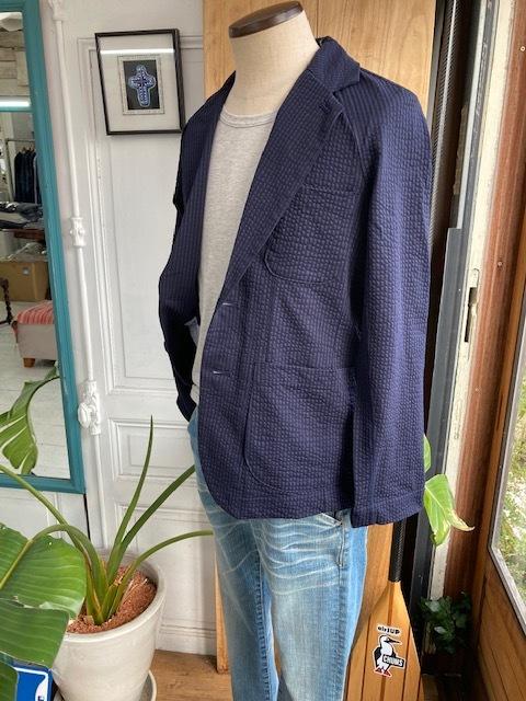 シャツの薄さが心地よい♪サマーテーラードジャケット_d0108933_00301344.jpg