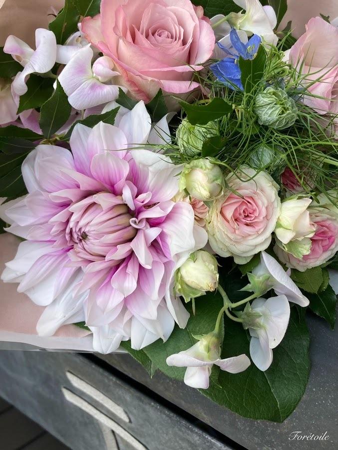 "Le bouquet de ""Le jeudi""_f0377243_13131125.jpg"