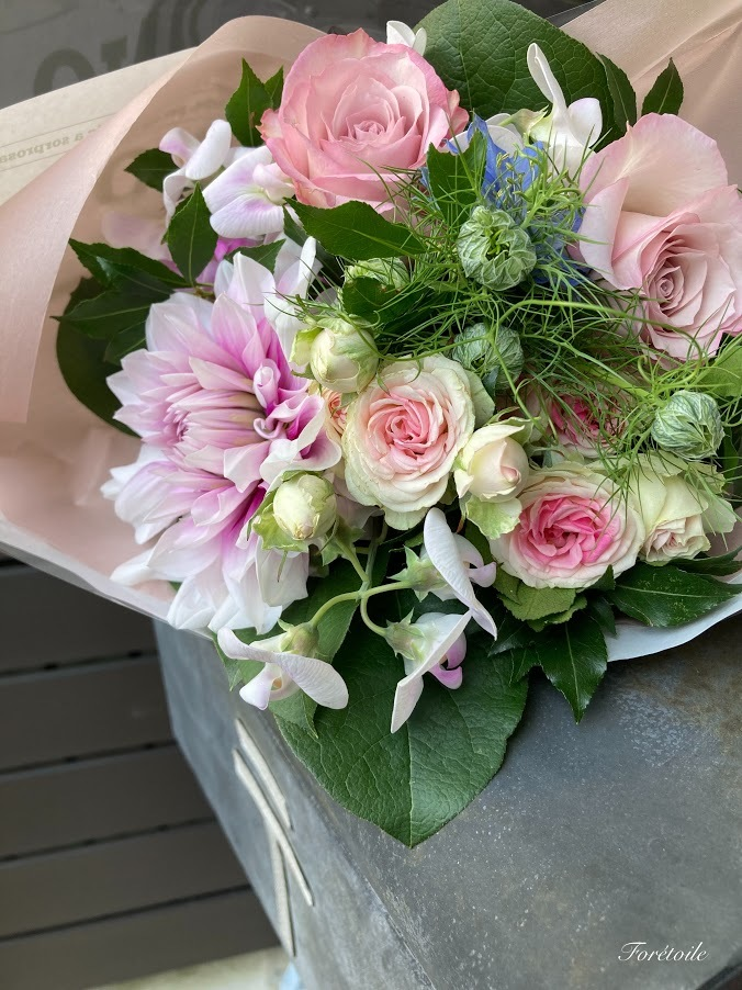 "Le bouquet de ""Le jeudi""_f0377243_13141931.jpg"