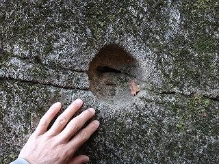 笠置山のピラミッド岩とか_e0064783_16101915.jpg