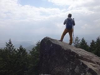 笠置山のピラミッド岩とか_e0064783_16241257.jpg