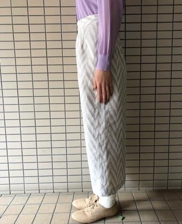 nitca◇ジャガード矢織りストレートスカート◇_d0127394_15035481.jpg