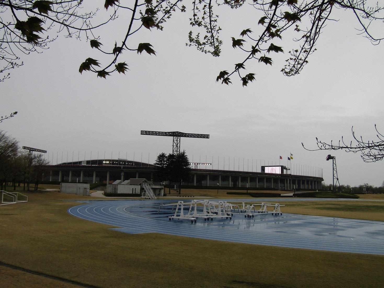ホームゲームは、雨の日曜日。_f0281398_17340626.jpg