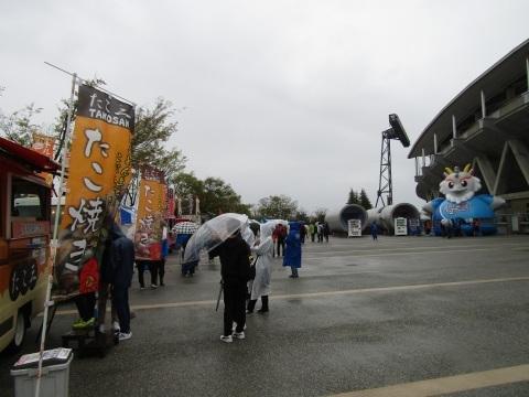 ホームゲームは、雨の日曜日。_f0281398_17364934.jpg