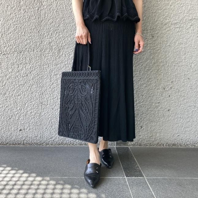 『Mame Kurogouchi』Cartain Knit_c0188711_15545503.jpeg