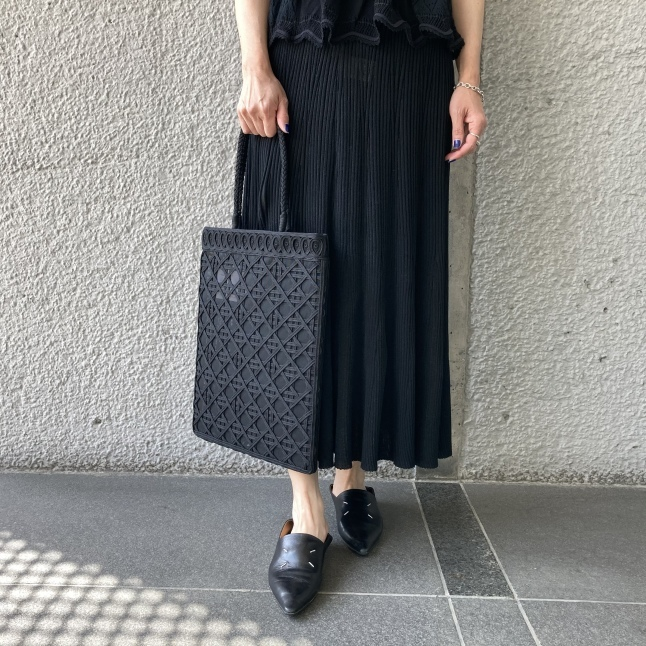 『Mame Kurogouchi』Cartain Knit_c0188711_15553674.jpeg