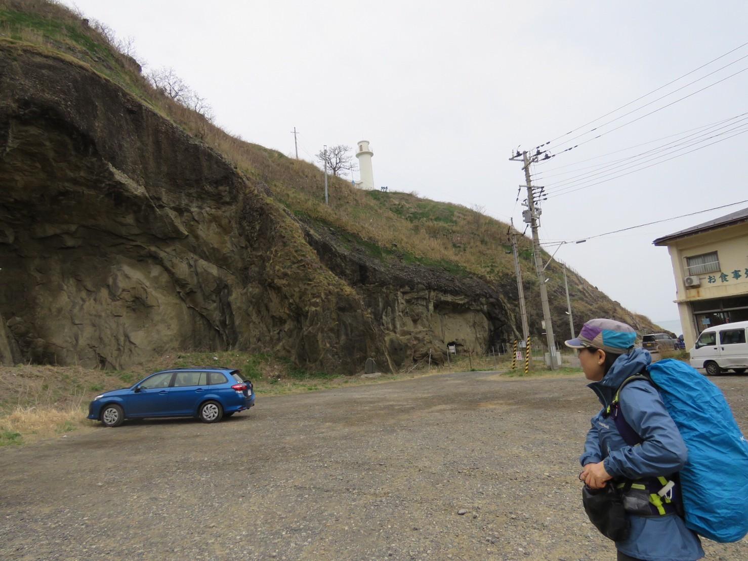 角田山の花はカタクリからイカリソウへ_a0309917_22335483.jpg