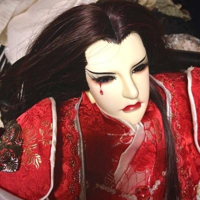 PILI布袋戯の木偶とのお付き合いは、メンテの連続_e0016517_20122884.jpeg