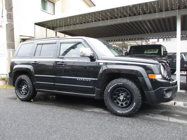 Jeep パトリオット 中古車  入庫_b0123820_09303385.jpg