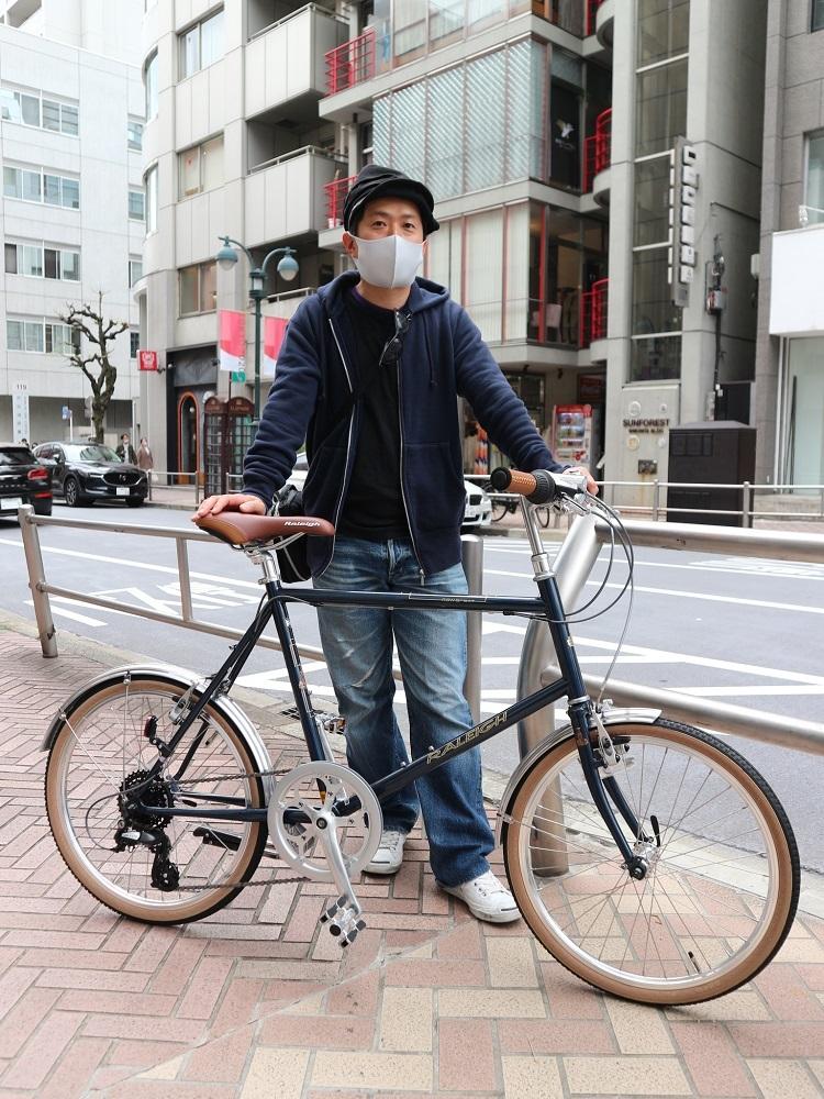 4月5日 渋谷 原宿 の自転車屋 FLAME bike前です_e0188759_15071855.jpg