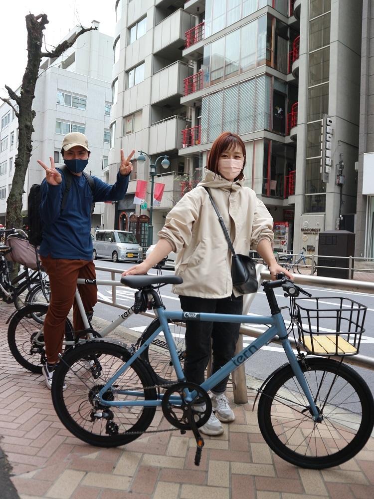 4月5日 渋谷 原宿 の自転車屋 FLAME bike前です_e0188759_15072375.jpg