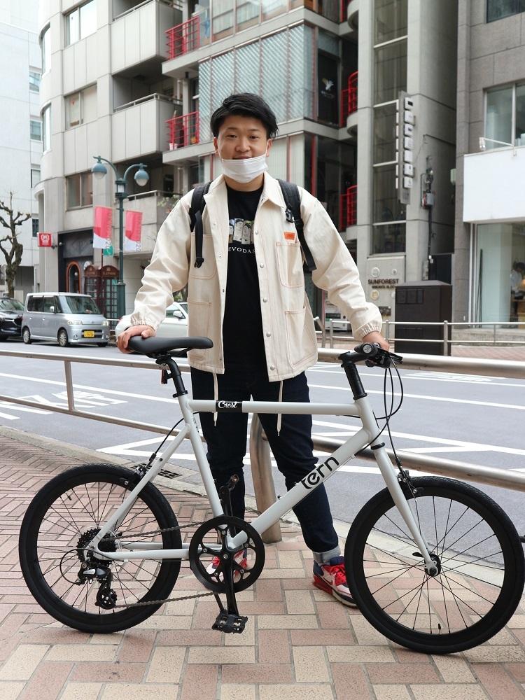 4月5日 渋谷 原宿 の自転車屋 FLAME bike前です_e0188759_15072582.jpg