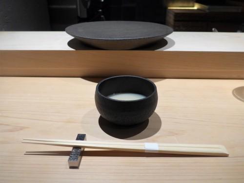 渋谷「熟成鮨 万」へ行く。_f0232060_00210977.jpg