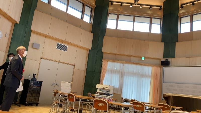 2021.4.5 川内村立川内小中学校 開校式_a0255967_15455829.jpg