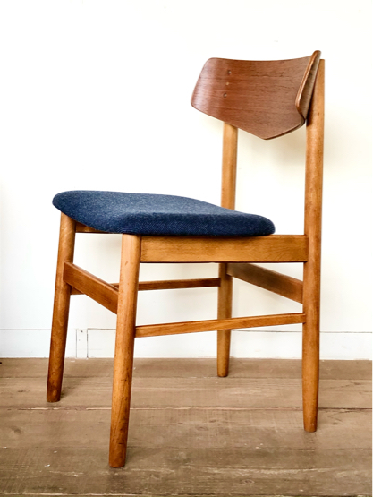 Dining chair ①_c0139773_16393841.jpg