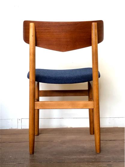 Dining chair ①_c0139773_16393914.jpg