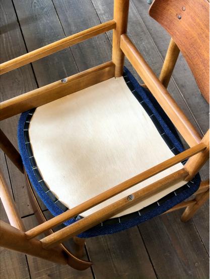 Dining chair ①_c0139773_16404879.jpg