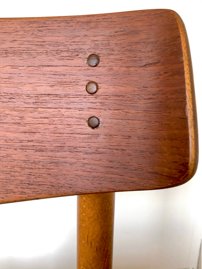 Dining chair ①_c0139773_16430932.jpg