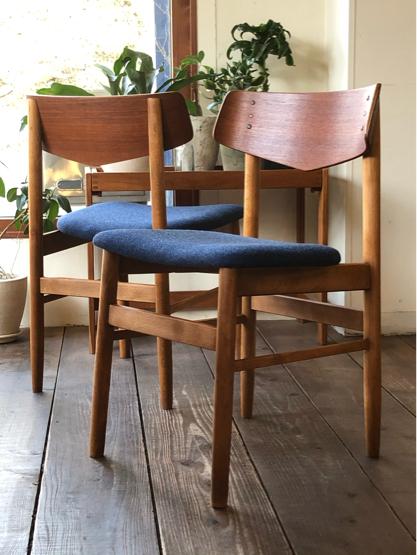 Dining chair②_c0139773_16583195.jpg
