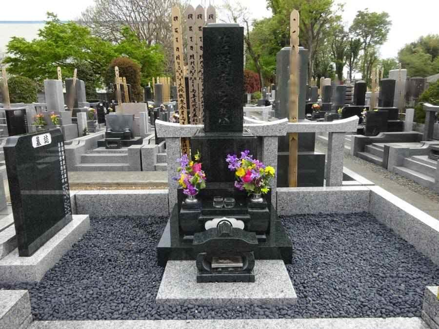 墓参り_f0059673_16415781.jpg