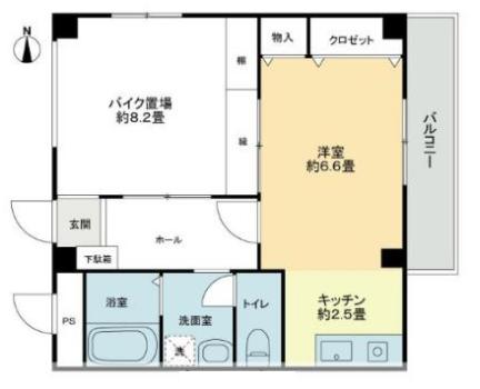 バイクと暮らせるアパート「ガレージライフ高松東」_b0163075_08462719.png