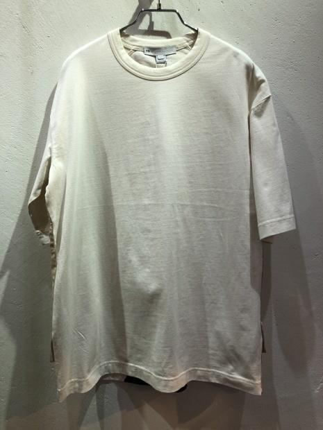 21SS「Y-3ワイスリー」新作グラフィックTシャツ2型入荷です。_c0204280_12211848.jpg