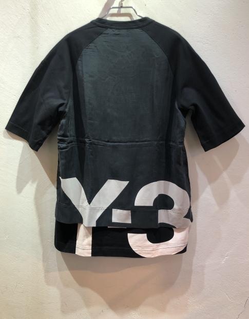 21SS「Y-3ワイスリー」新作グラフィックTシャツ2型入荷です。_c0204280_12214617.jpg