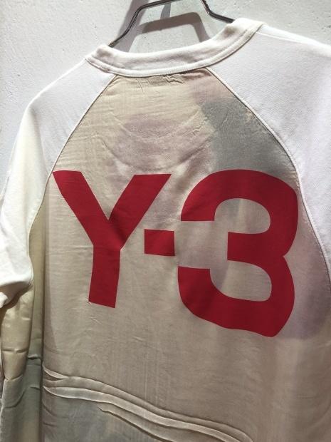 21SS「Y-3ワイスリー」新作グラフィックTシャツ2型入荷です。_c0204280_12214768.jpg