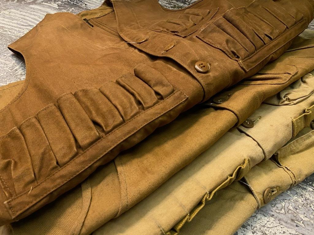 4月7日(水)マグネッツ大阪店Vintage入荷日!! #3 Hunting&BSA編!! 20\'s~HuntingVest,HenryNeckUnderwear,KAMO DuckHunter!!_c0078587_12322756.jpg