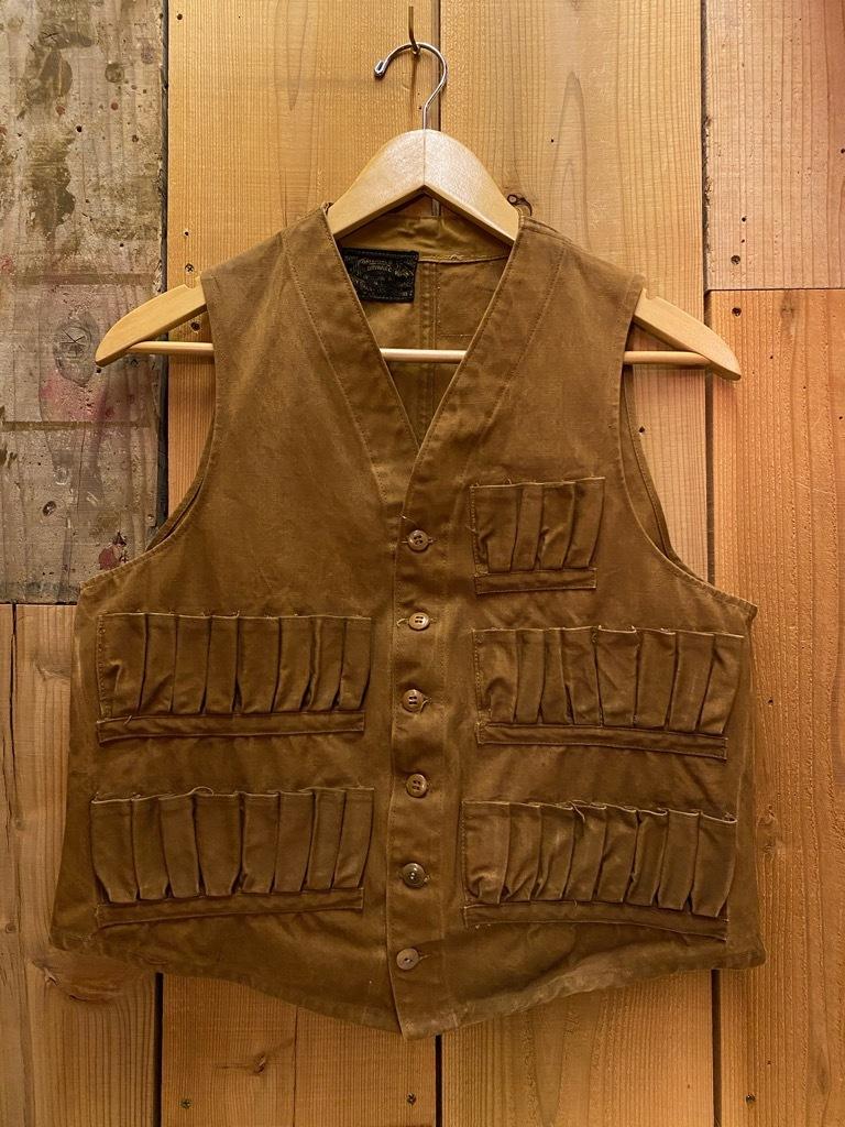4月7日(水)マグネッツ大阪店Vintage入荷日!! #3 Hunting&BSA編!! 20\'s~HuntingVest,HenryNeckUnderwear,KAMO DuckHunter!!_c0078587_12323124.jpg