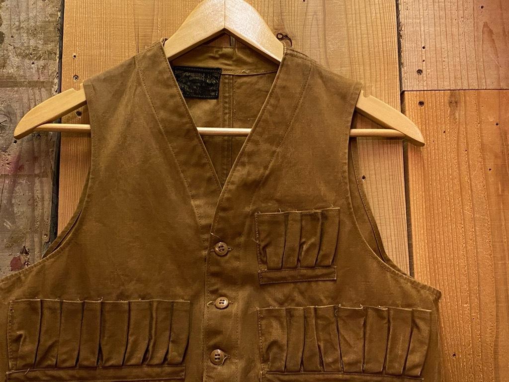 4月7日(水)マグネッツ大阪店Vintage入荷日!! #3 Hunting&BSA編!! 20\'s~HuntingVest,HenryNeckUnderwear,KAMO DuckHunter!!_c0078587_12323201.jpg