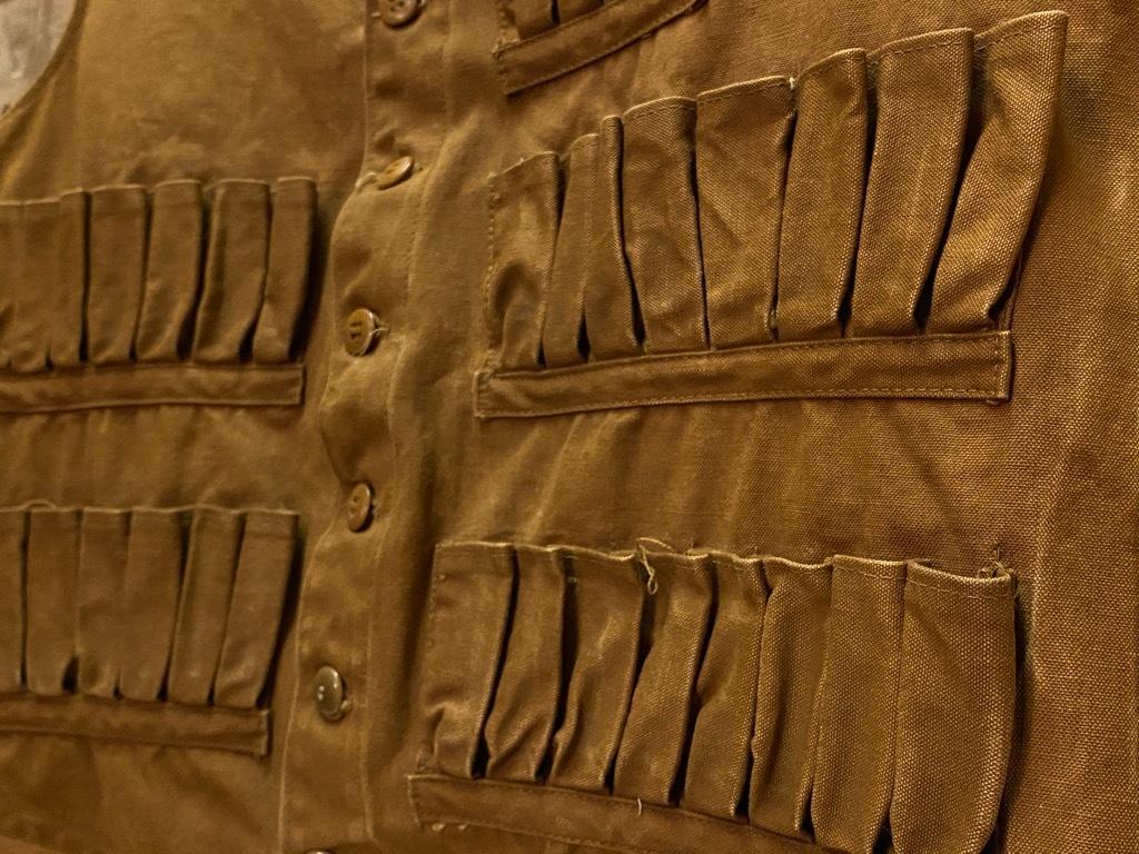 4月7日(水)マグネッツ大阪店Vintage入荷日!! #3 Hunting&BSA編!! 20\'s~HuntingVest,HenryNeckUnderwear,KAMO DuckHunter!!_c0078587_12323628.jpg