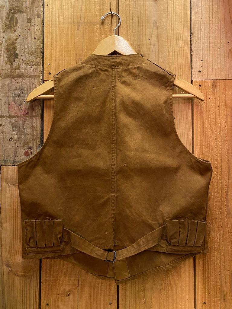 4月7日(水)マグネッツ大阪店Vintage入荷日!! #3 Hunting&BSA編!! 20\'s~HuntingVest,HenryNeckUnderwear,KAMO DuckHunter!!_c0078587_12323872.jpg