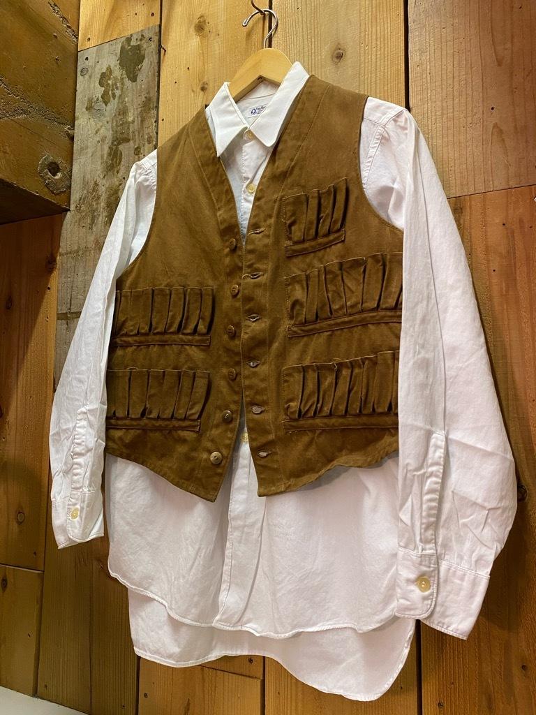 4月7日(水)マグネッツ大阪店Vintage入荷日!! #3 Hunting&BSA編!! 20\'s~HuntingVest,HenryNeckUnderwear,KAMO DuckHunter!!_c0078587_12355666.jpg
