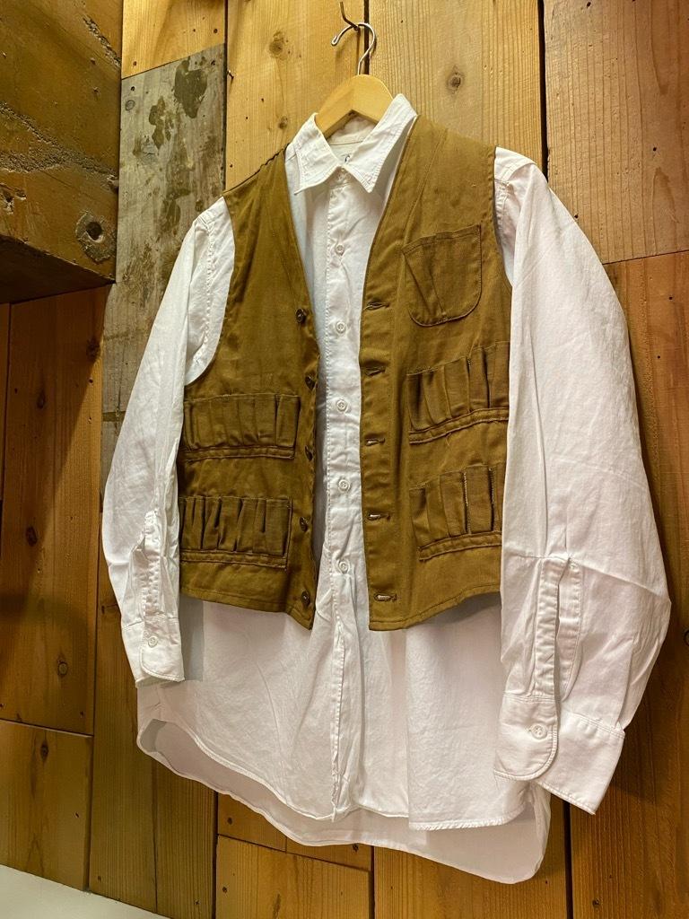 4月7日(水)マグネッツ大阪店Vintage入荷日!! #3 Hunting&BSA編!! 20\'s~HuntingVest,HenryNeckUnderwear,KAMO DuckHunter!!_c0078587_12370858.jpg