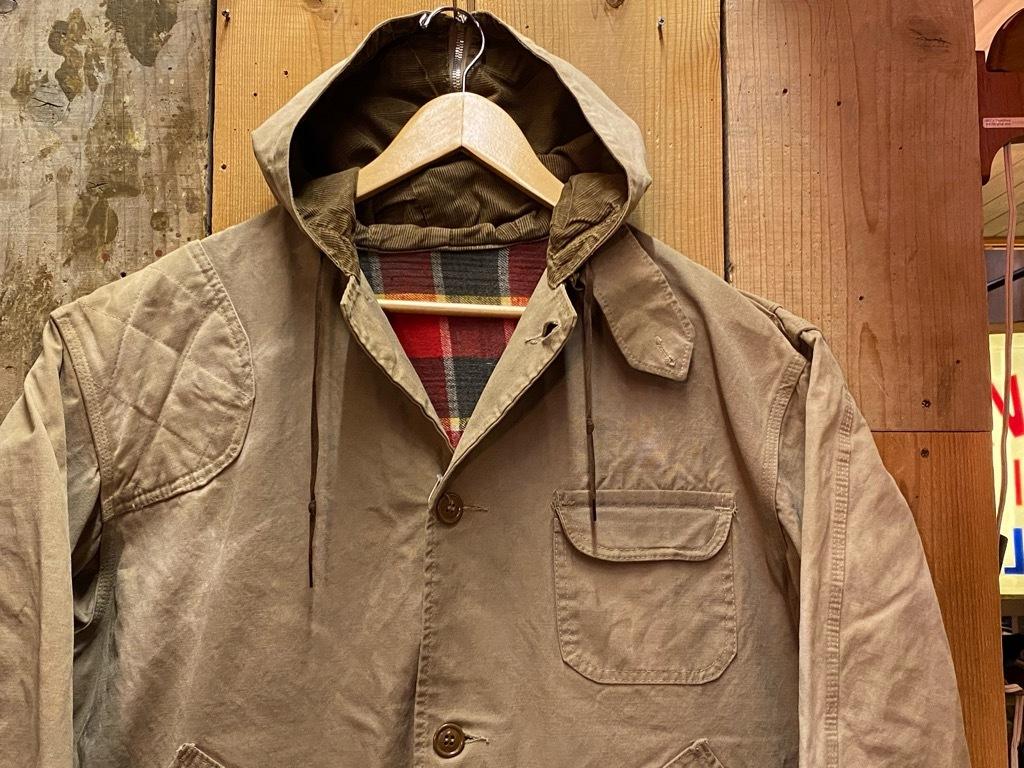 4月7日(水)マグネッツ大阪店Vintage入荷日!! #3 Hunting&BSA編!! 20\'s~HuntingVest,HenryNeckUnderwear,KAMO DuckHunter!!_c0078587_12420243.jpg