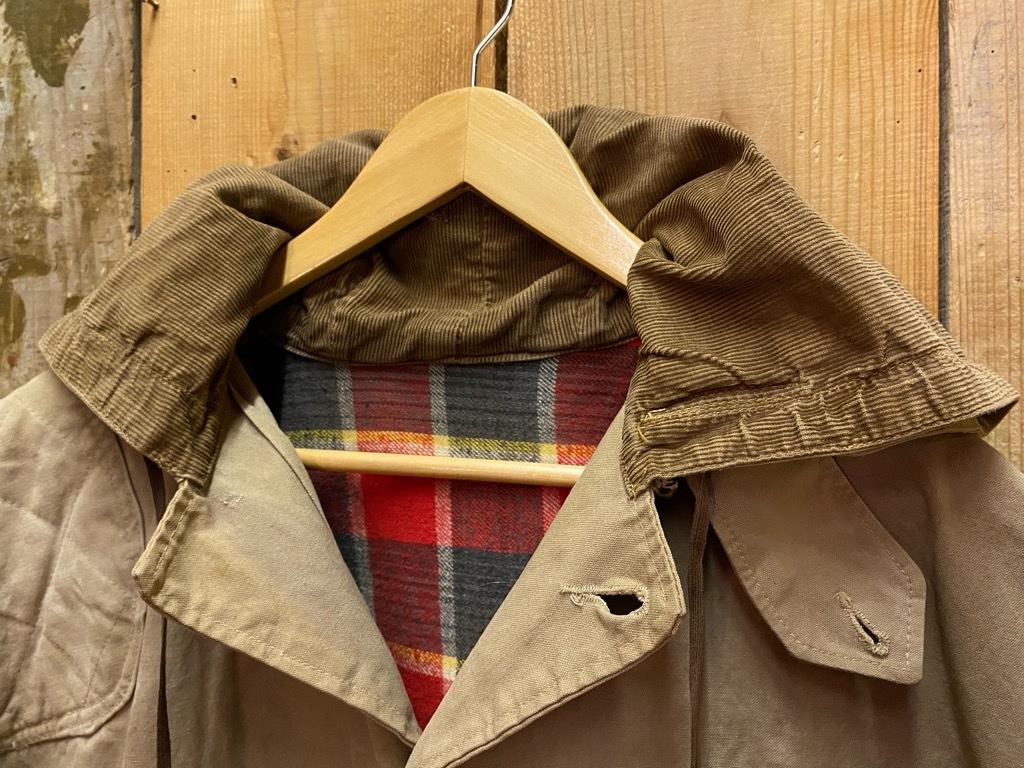 4月7日(水)マグネッツ大阪店Vintage入荷日!! #3 Hunting&BSA編!! 20\'s~HuntingVest,HenryNeckUnderwear,KAMO DuckHunter!!_c0078587_12421988.jpg