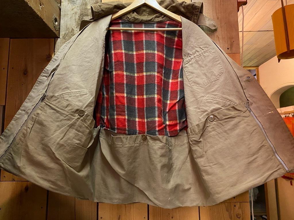 4月7日(水)マグネッツ大阪店Vintage入荷日!! #3 Hunting&BSA編!! 20\'s~HuntingVest,HenryNeckUnderwear,KAMO DuckHunter!!_c0078587_12422489.jpg