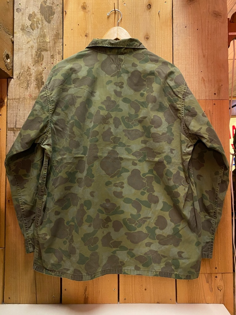 4月7日(水)マグネッツ大阪店Vintage入荷日!! #3 Hunting&BSA編!! 20\'s~HuntingVest,HenryNeckUnderwear,KAMO DuckHunter!!_c0078587_12511492.jpg