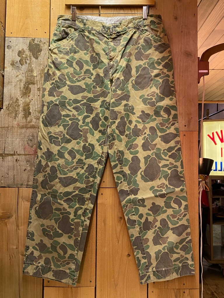 4月7日(水)マグネッツ大阪店Vintage入荷日!! #3 Hunting&BSA編!! 20\'s~HuntingVest,HenryNeckUnderwear,KAMO DuckHunter!!_c0078587_12533320.jpg