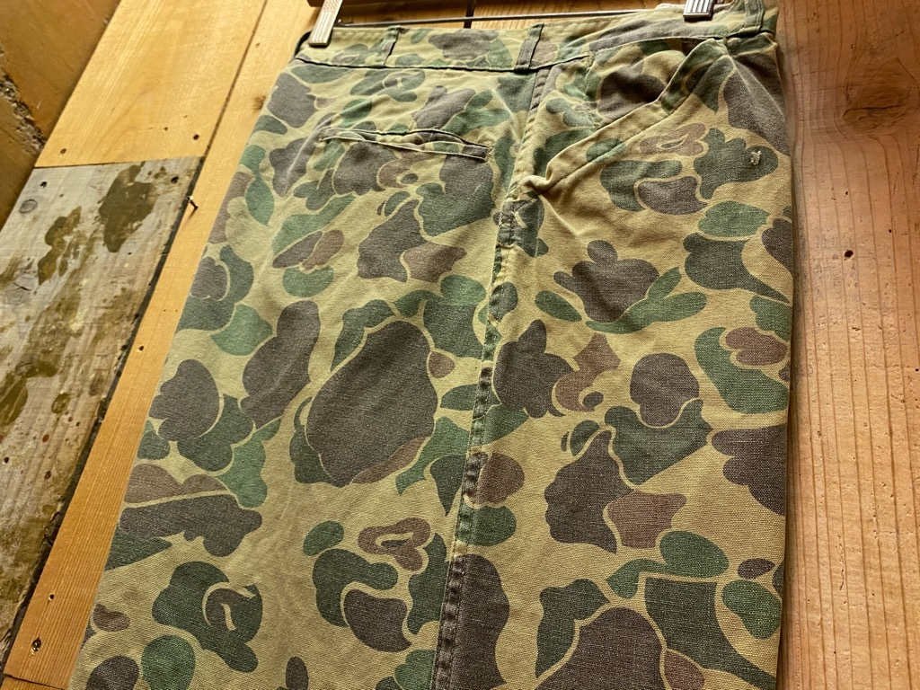4月7日(水)マグネッツ大阪店Vintage入荷日!! #3 Hunting&BSA編!! 20\'s~HuntingVest,HenryNeckUnderwear,KAMO DuckHunter!!_c0078587_12534740.jpg
