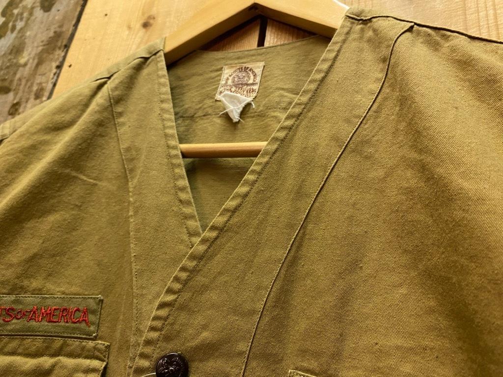 4月7日(水)マグネッツ大阪店Vintage入荷日!! #3 Hunting&BSA編!! 20\'s~HuntingVest,HenryNeckUnderwear,KAMO DuckHunter!!_c0078587_12553778.jpg